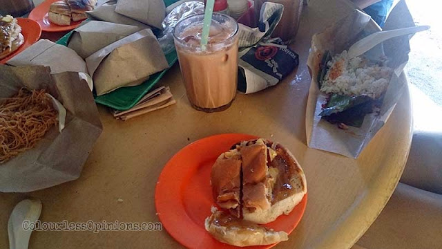 kluang rail coffee food