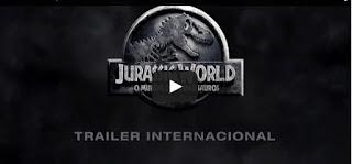 Jurassic World - O Mundo dos Dinossauros Trailer Oficial