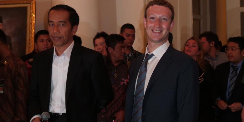 Revolusi Ilmiah - Zuckerberg dan Joko Widodo