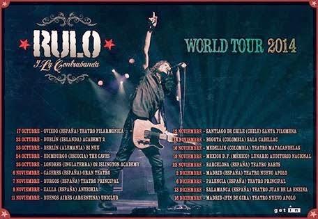 World Tour 2014