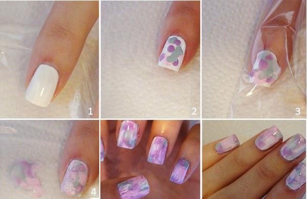 Красивые ногти своими руками
