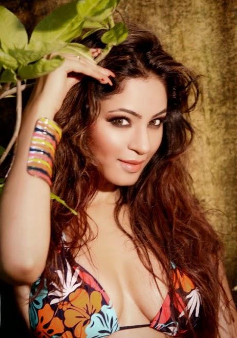 shilpi sharma hot cleavage photo in bra