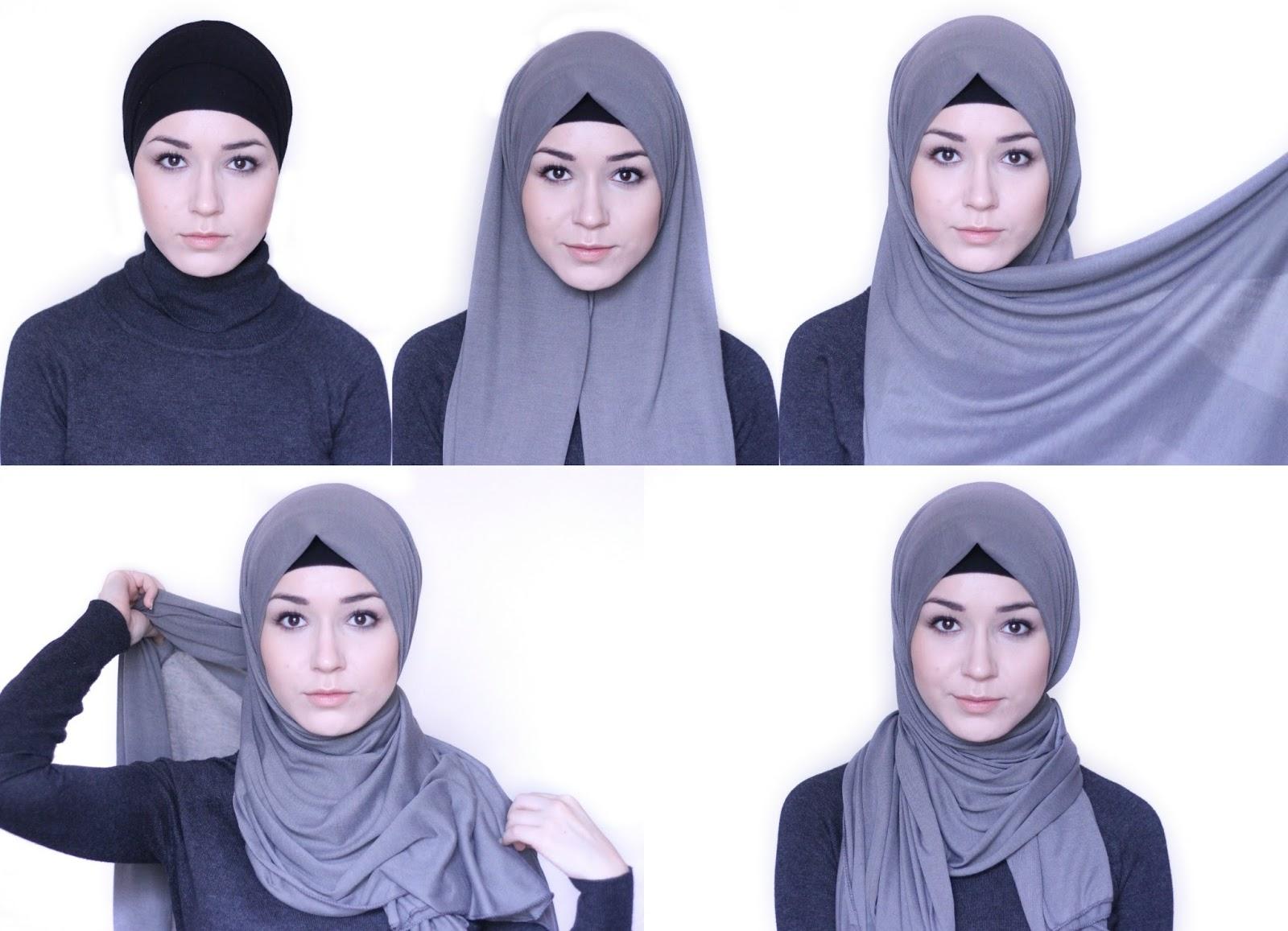 Tips Cara Memakai Hijab Tutorial Beserta Kumpulan Video Tutorial