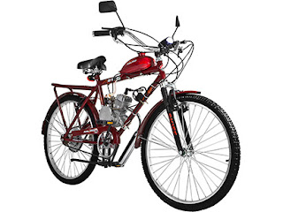 Comprar Bicicleta com Motor - Bike Motorizada