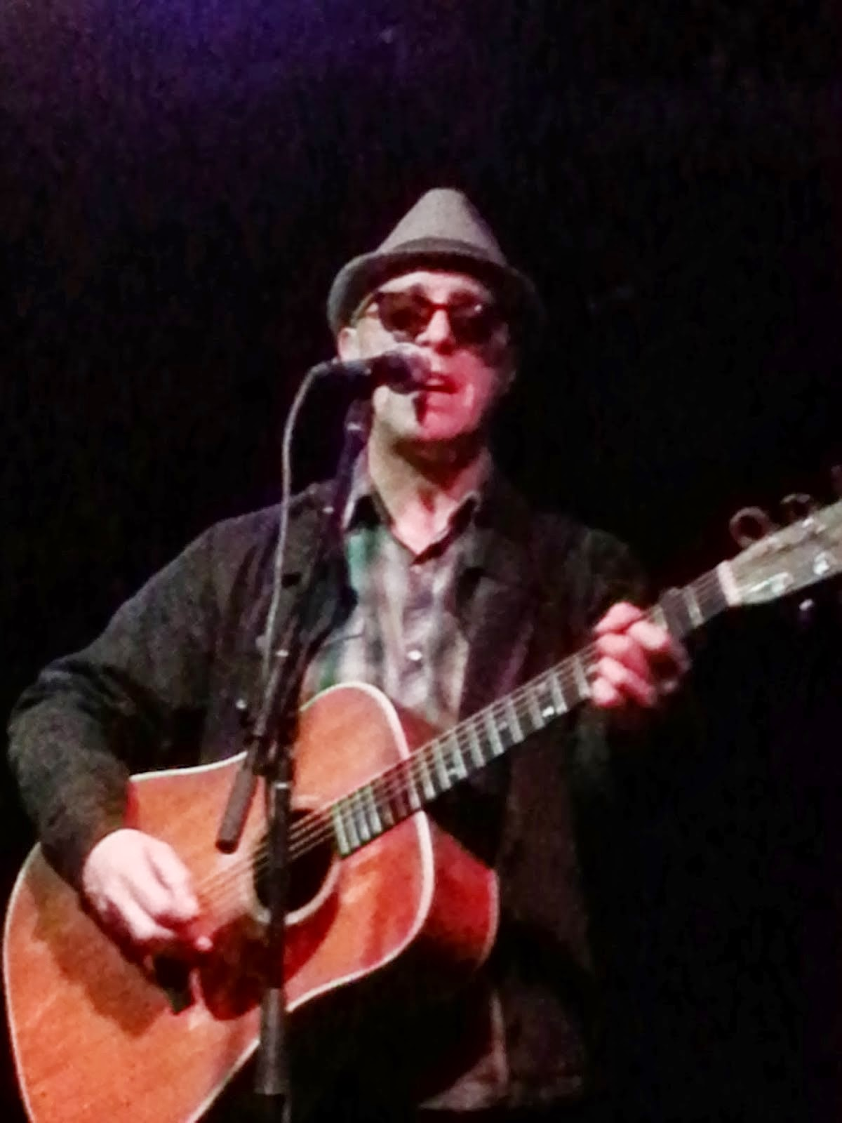 Freedy Johnston @ The Walnut Room (2013)