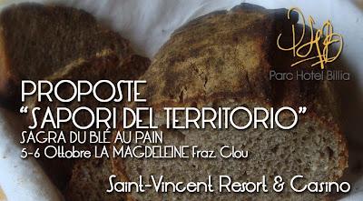 Sagre in Valle d'Aosta 2013