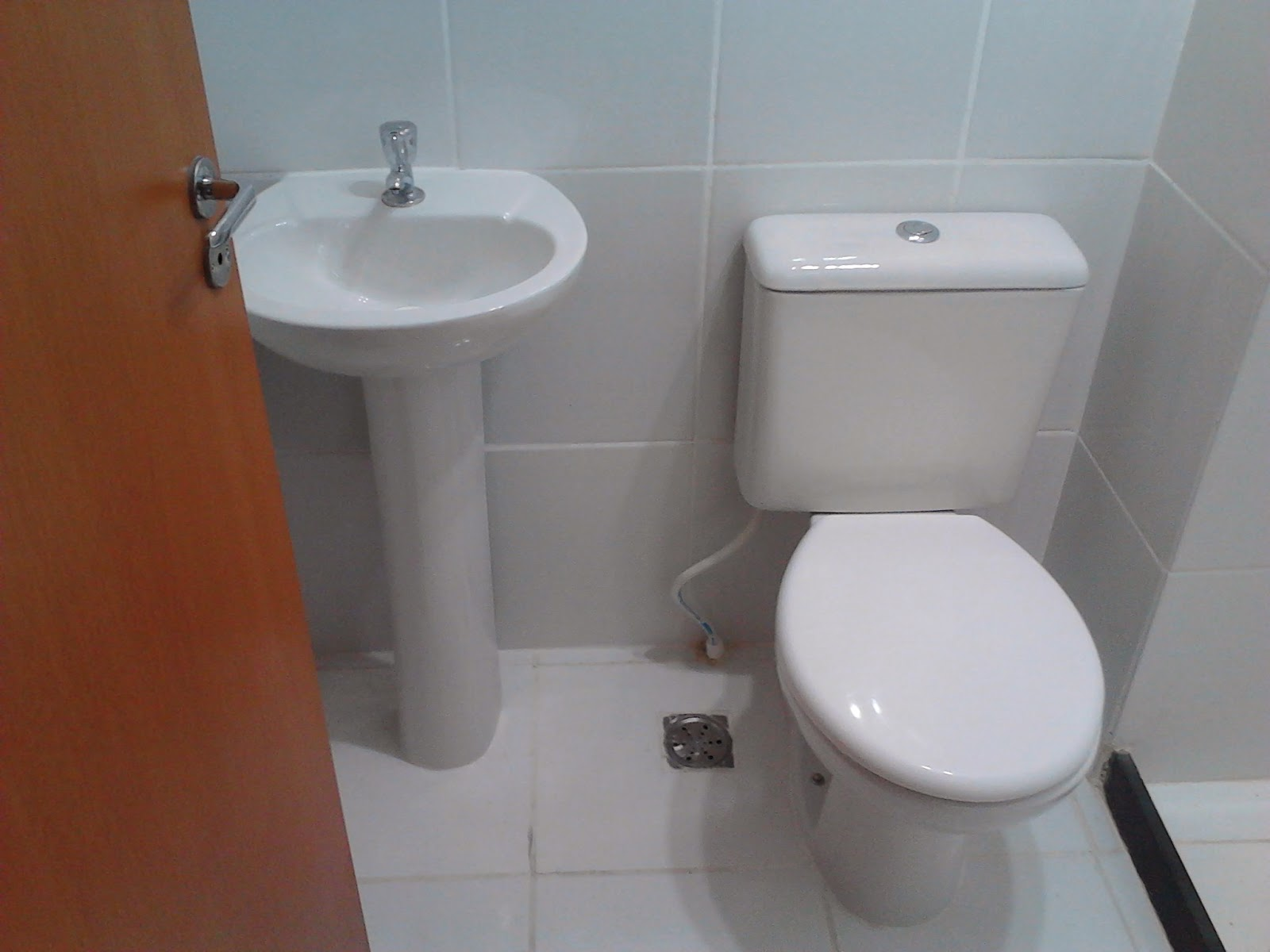 Cafofo Sonhado Decorando banheiros pequenos 2 banheiros, 2m² cada, 2 decora -> Banheiro Pequeno Diferente