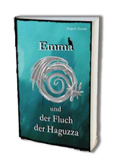 Emma und der Fluch der Haguzza von Angela Gaede