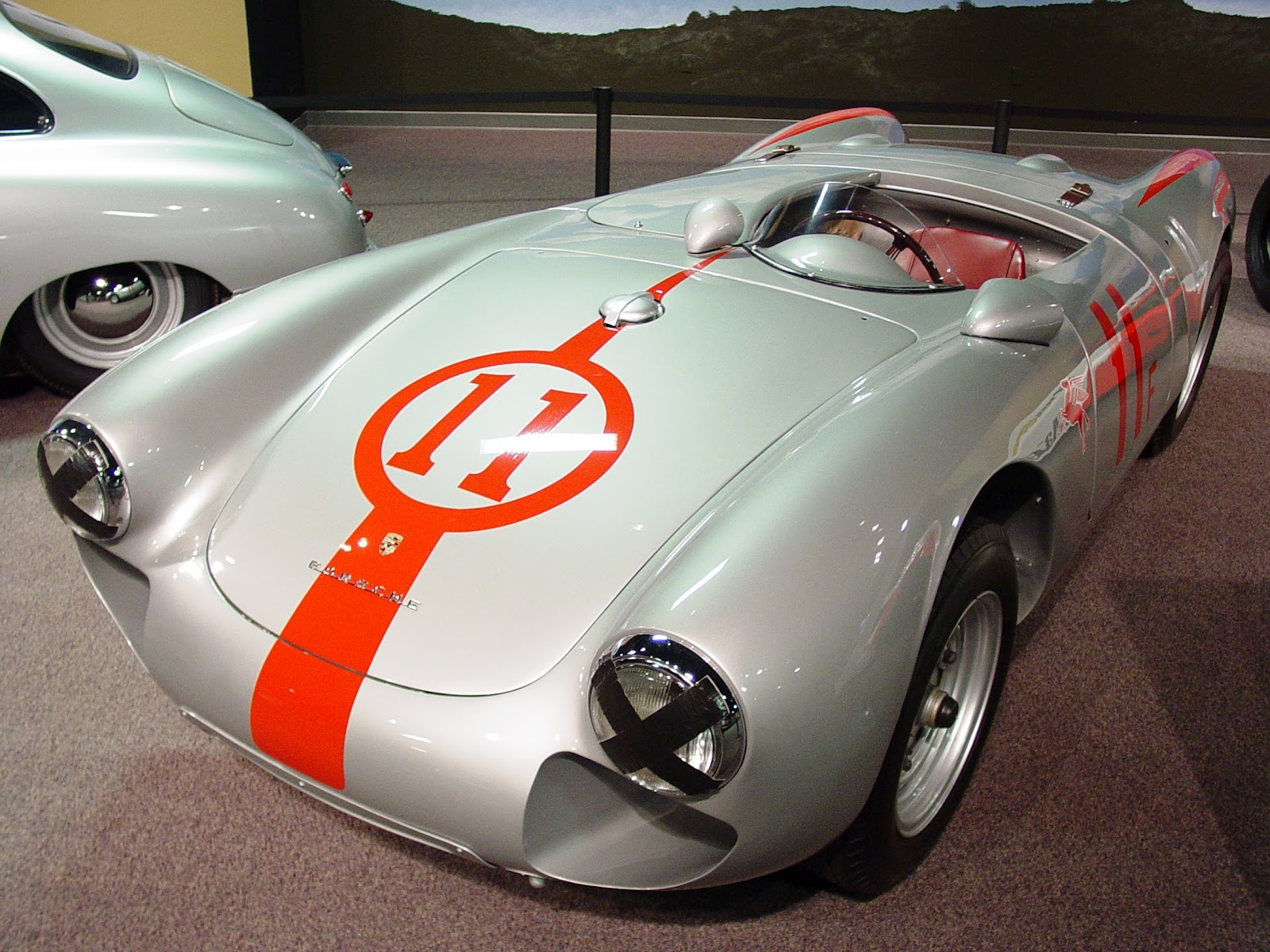 1953 Porsche 550 Spyder Review