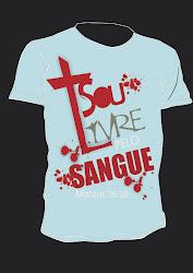 Camisas Livre pelo sangue