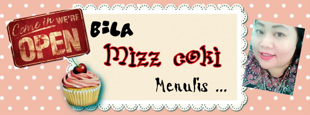 Bila Mizz Coki Menulis
