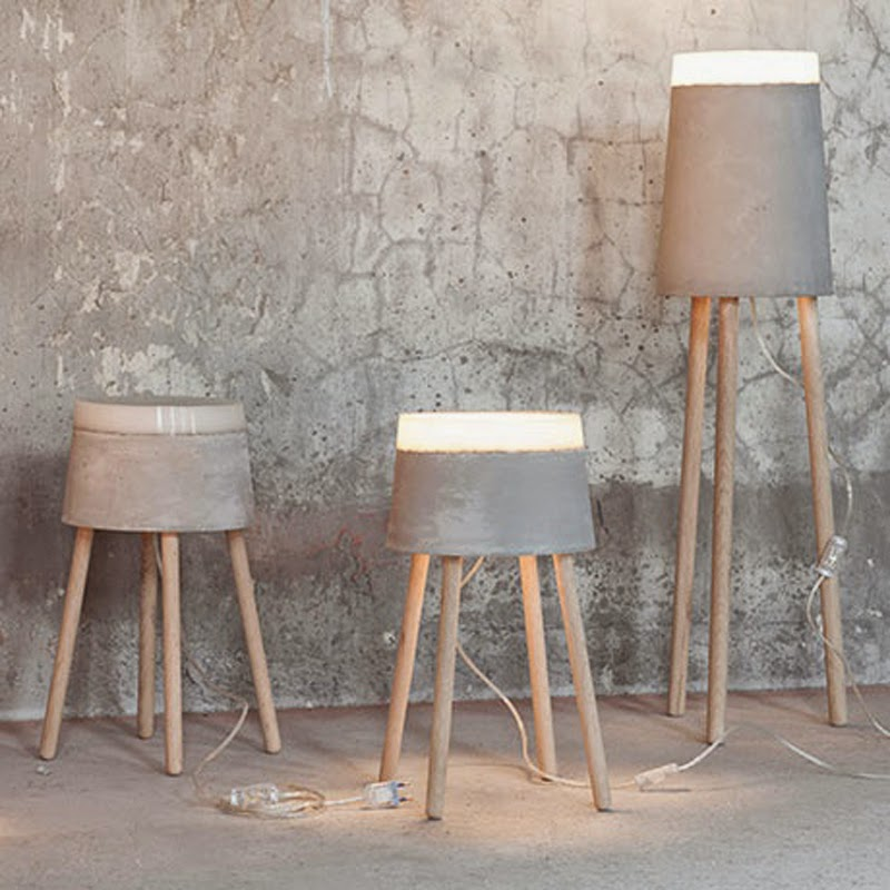 Ideas para Reutilizar Cemento, I Parte