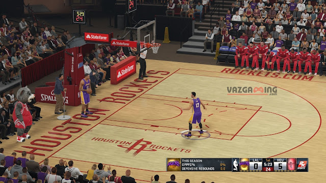 NBA 2K16 Gameplay 3