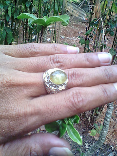 Batu Cincin Tourmaline