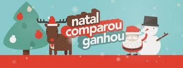 """Promoção de Natal Buscapé - Natal Comparou, Ganhou"""""""