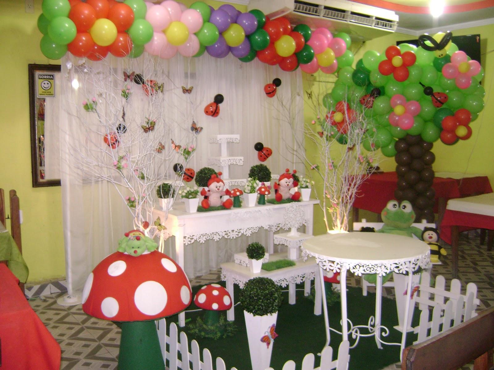 festa tema jardim provencal:Miragem Festas Infantis: Festa Provençal Jardim