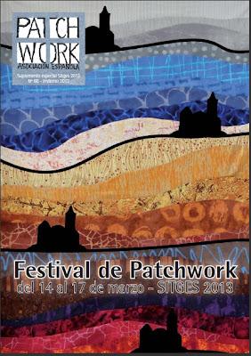 Festival Internacional de Patchwork en Sitges 2013