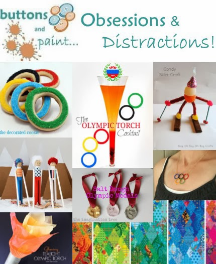 Olympic-themed Crafts