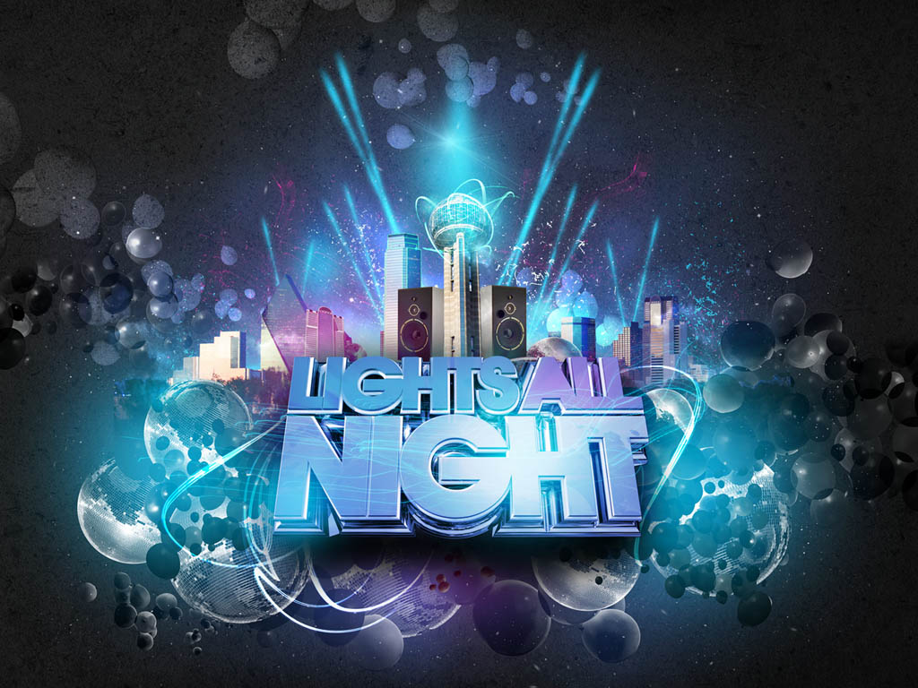 Giveaway: Win Lights All Night Tickets in Dallas for New Year's EveLAN