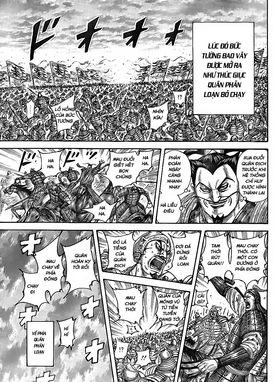 Kingdom – Vương Giả Thiên Hạ chap 433 Trang 4