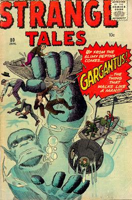 Strange Tales Gargantus