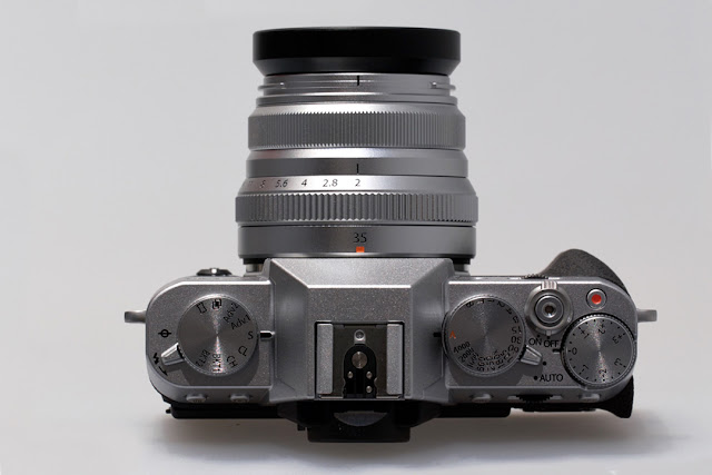 Il Fujinon XF 35mm f/2 R WR su Fujifilm X-T10