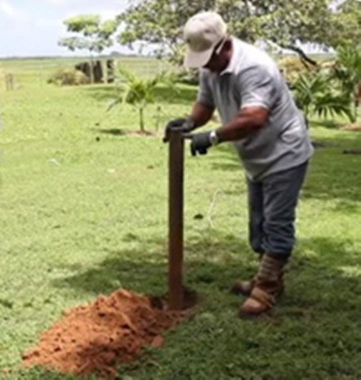 Vídeos construcción de cercos