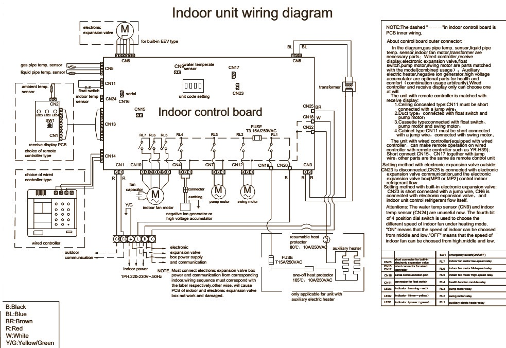 haier au242fhbia au482fibia au48nfibja wiring diagram commercial as 2fcbha mp3a wiring diagram