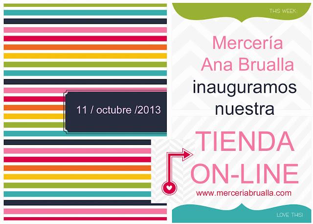 Mercería Online Brualla: Lanas, trapillo, textiles y complementos