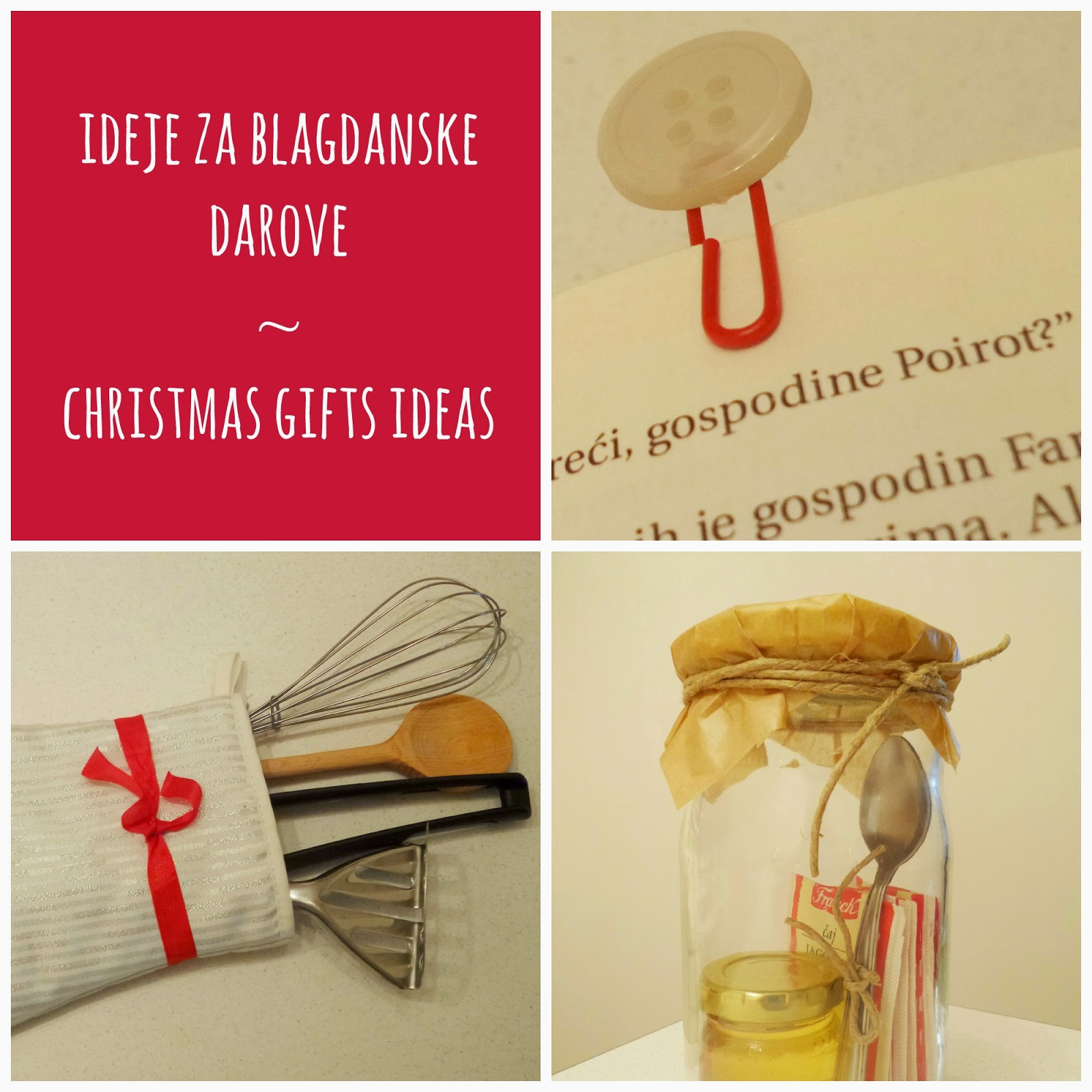 Organizirajte se!: Ideje za božićne darove