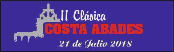 II CLASICA COSTA DE ABADES