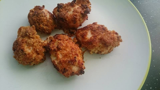 Weekend Bake - My version of Southern Fried Chicken