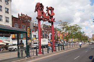 Chinatown Toronto Canada