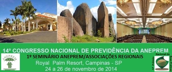 EVENTO: ANEPREM - NOVEMBRO 2014