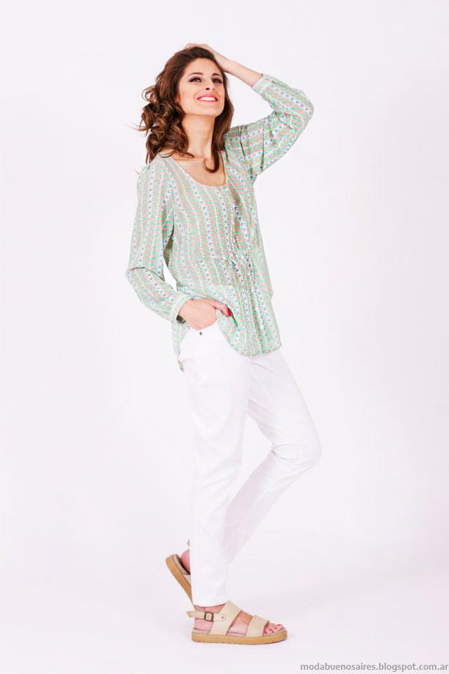 Empatía primavera verano 2015 moda basicos ropa de mujer.