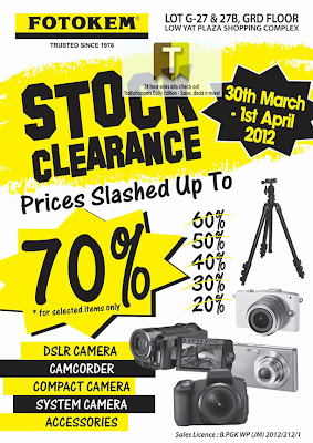 Fotokem Stock Clearance Sale