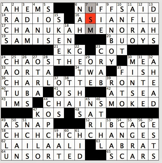 Rex Parker Does The Nyt Crossword Puzzle Three Stringed Eastern Instrument Thu 4 3 14 Young Adult Fiction Author Darren 1942 Title Role For Rita Hayworth Chorus Starter In 1972 David Bowie Song One Side 1967 War