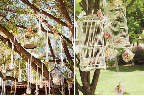 Birds 39 nests and bird cages are pretty popular right now and it 39s no wonder