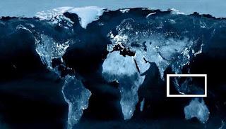 Peta Dunia, Indonesia