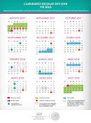 Ciclo Escolar 2017-2018 195 días