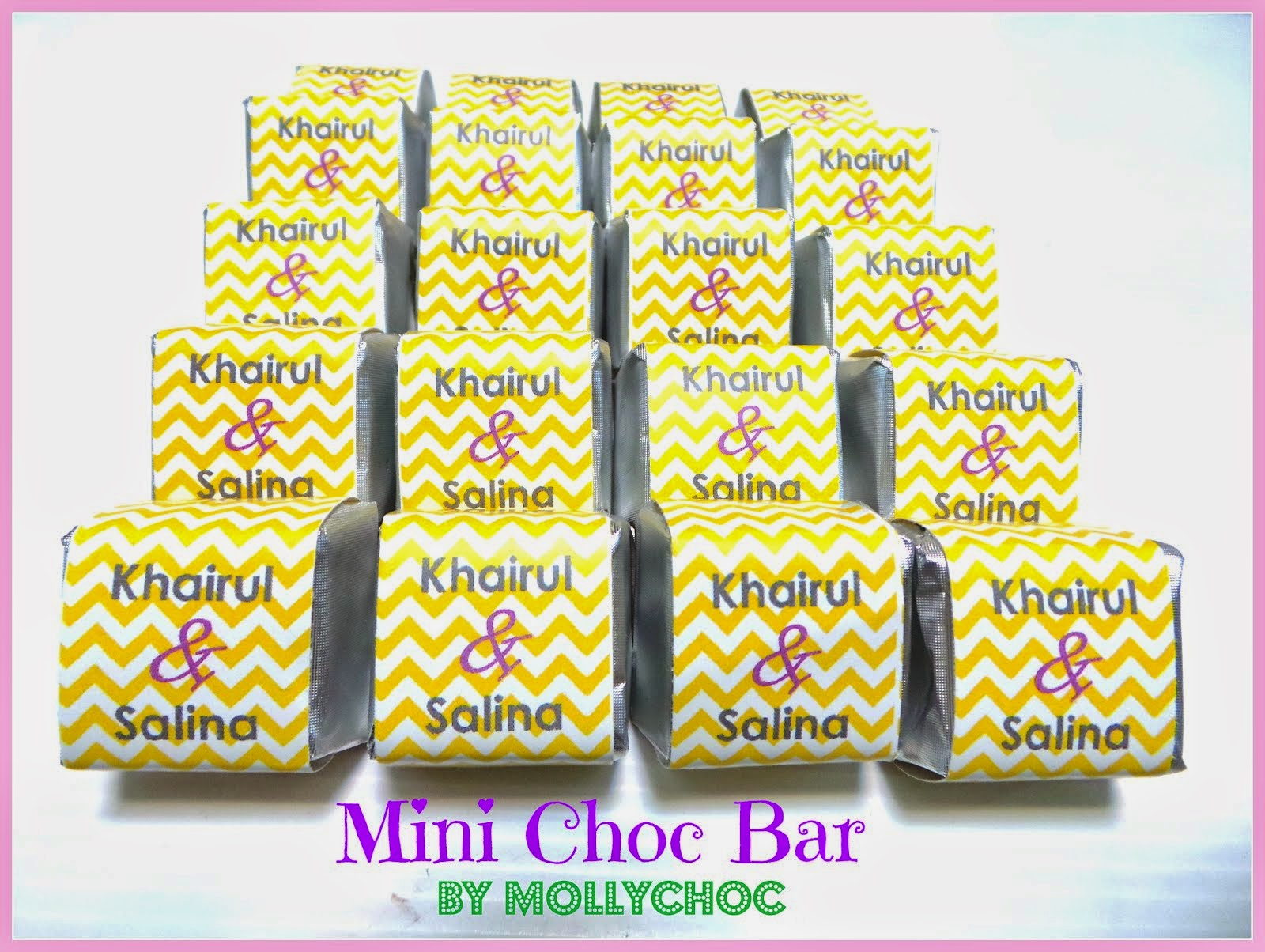 Mini Choc Bar