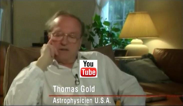 Entrevista a Thomas Gold sobre Lemaître