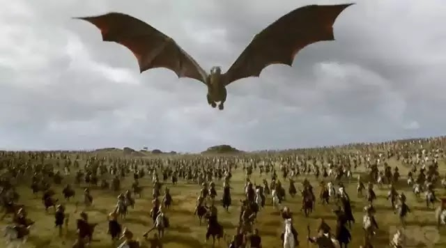 «Ο μεγάλος πόλεμος είναι εδώ»: Κυκλοφόρησε το πρώτο τρέιλερ του Game of Thrones και δεν έχει μασονική προπαγάνδα με μαύρους !