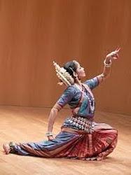 danseuse sacrée