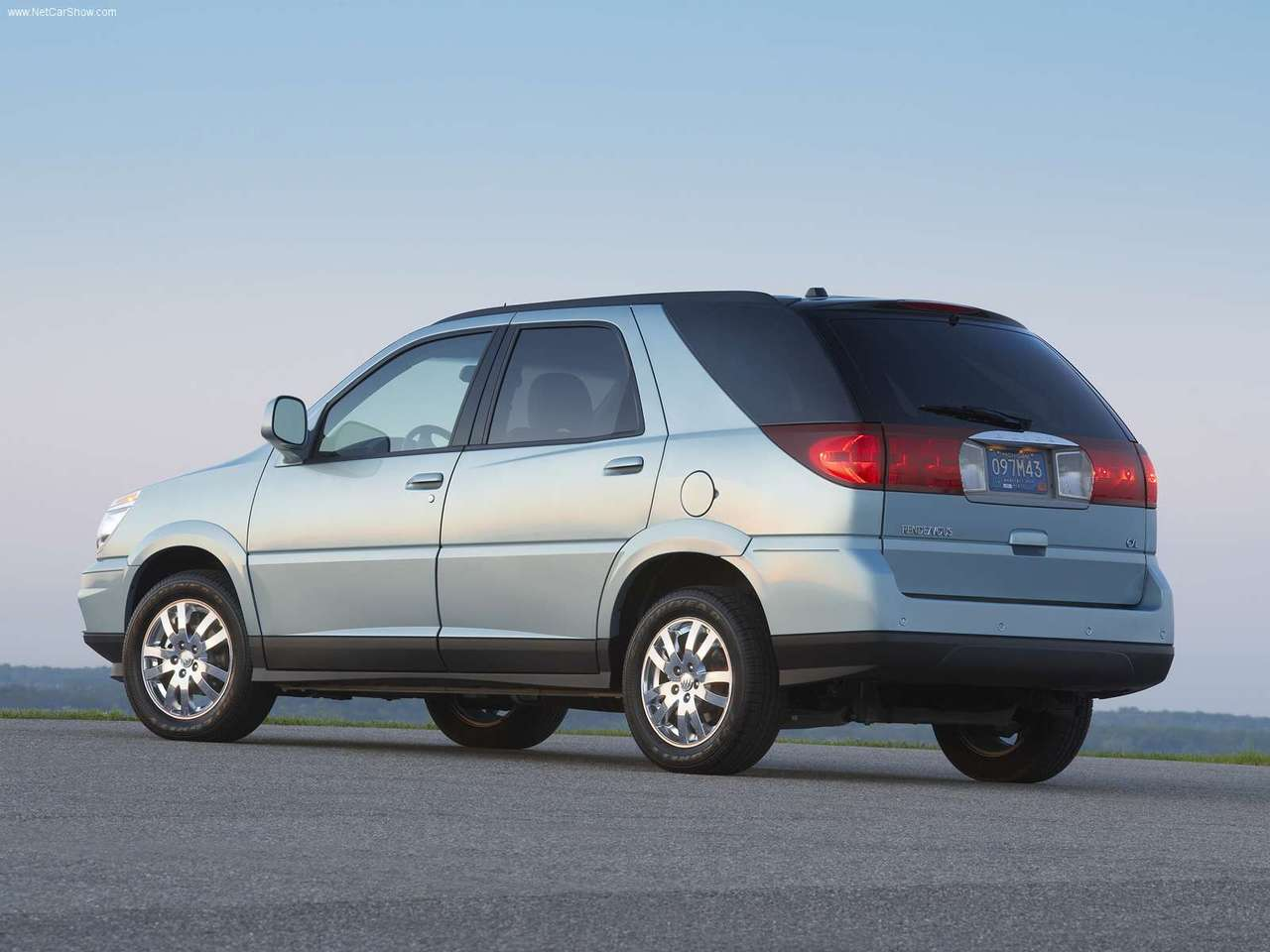 2006 buick rendezvous cxl xxi century cars. Cars Review. Best American Auto & Cars Review