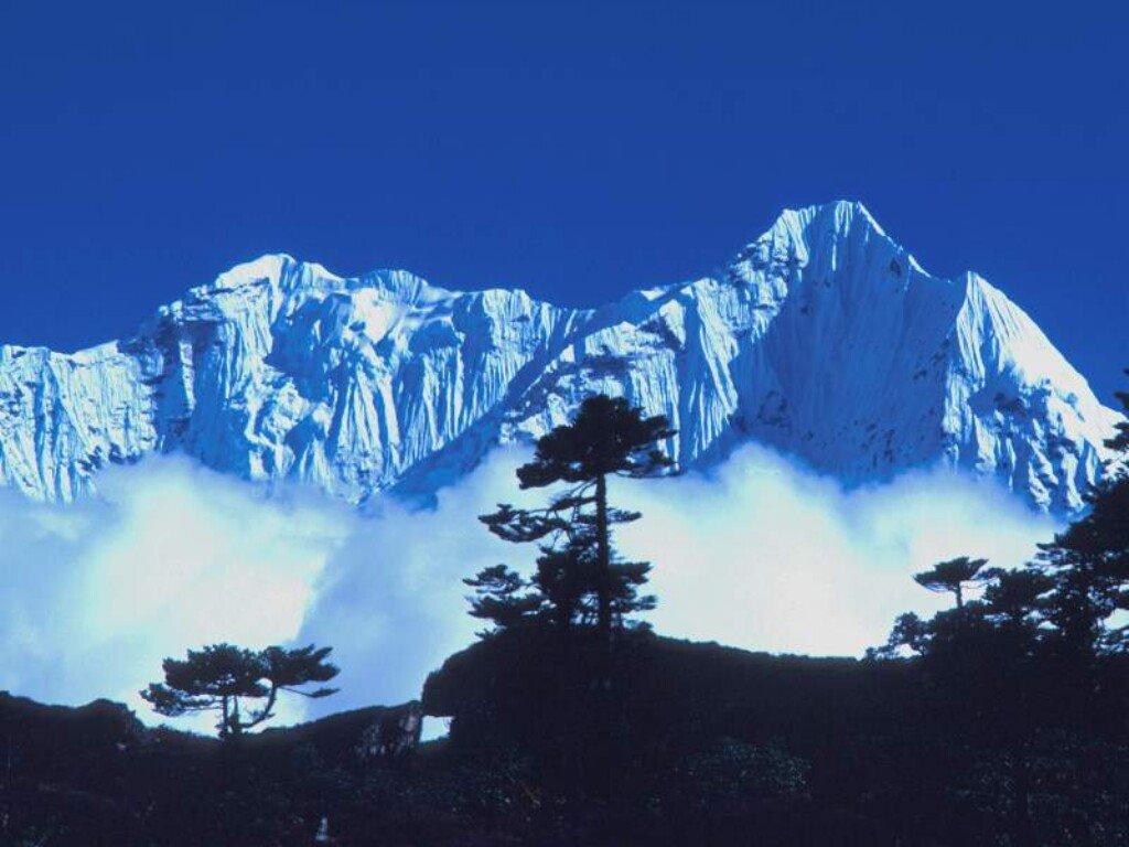 sustainable management of conservation areas in nepal Table 1: a trend of the paradigm shifts in protected area management adapted   in nepal has risen by one degree celsius with elevation areas like namche.