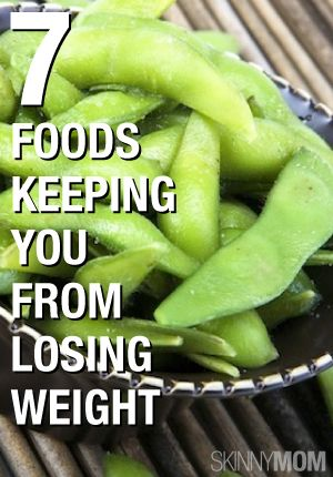 7 Foods Keeping You from Losing the Weight