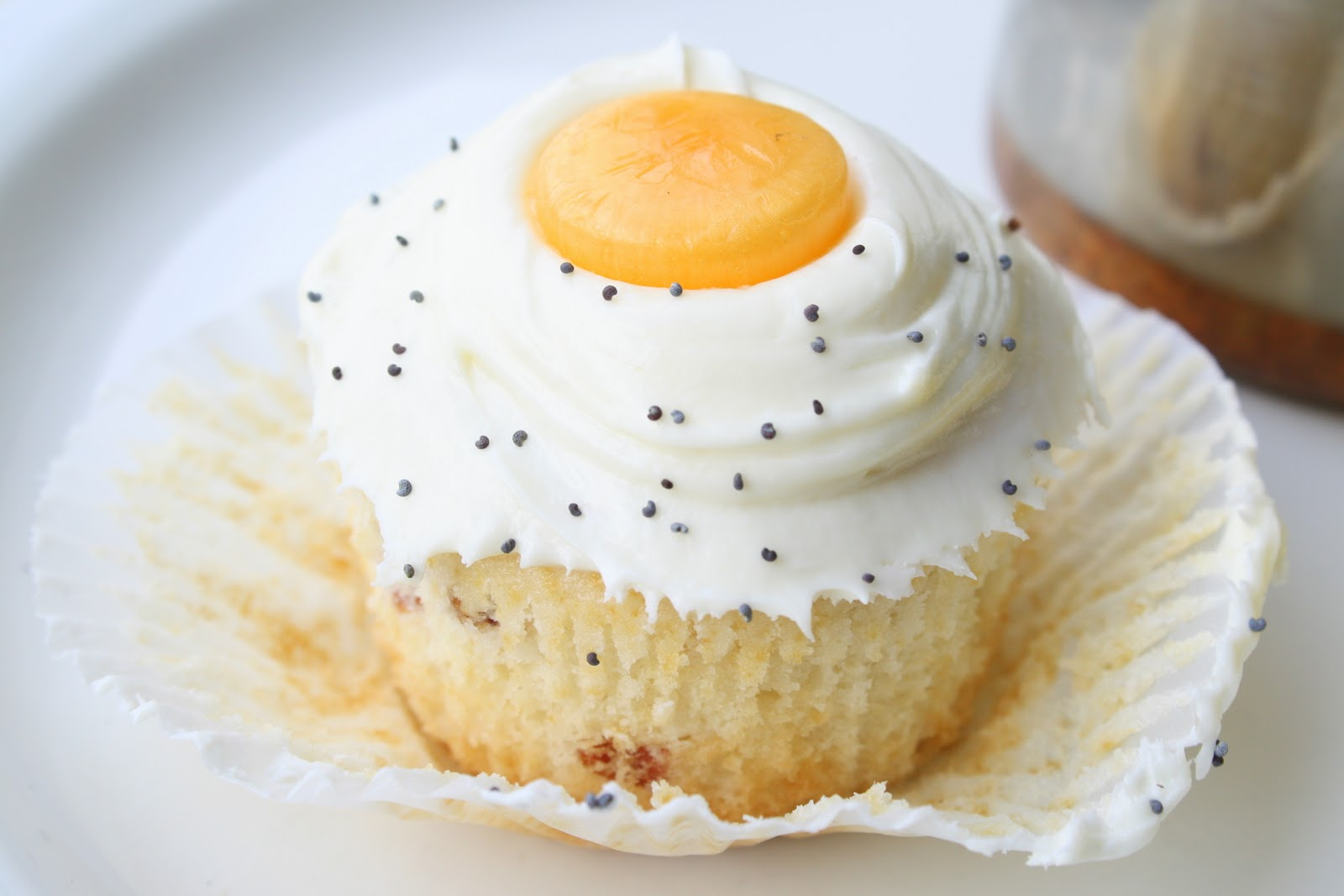 Bacon Cupcakes: Sunny Side Up » That's So Michelle