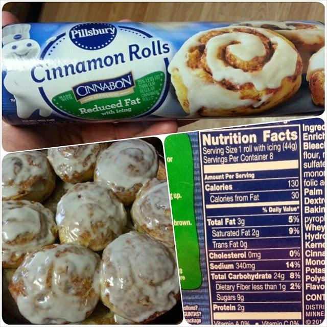Pillsbury Cinnamon Cake Mix