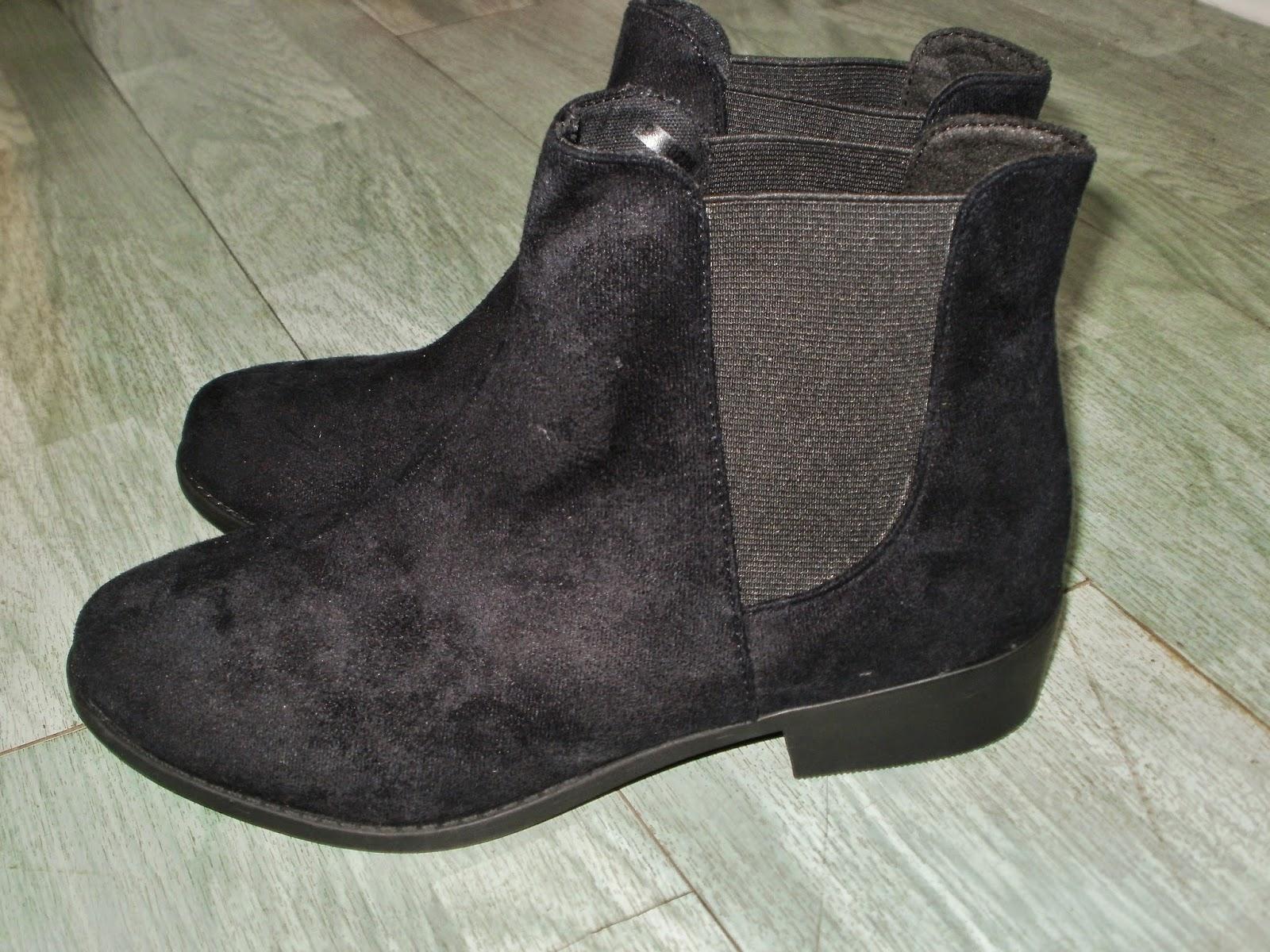 Primark, boots